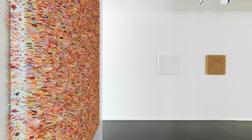 Contemporary art exhibition, Lars Christensen, Curved by Air at Anne Mosseri-Marlio Galerie, Basel