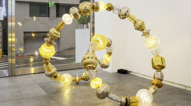 Contemporary art exhibition, Choi Jeong Hwa, 살어리 살어리랏다 SARORISARORIRATTA at P21, Seoul