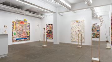 Contemporary art exhibition, Ben Gocker, Foskers & Egg Whites at P·P·O·W Gallery, West 22nd Street, New York