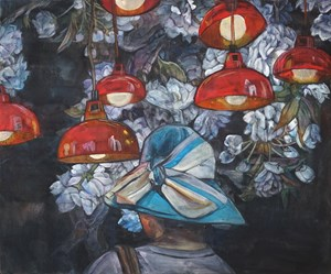 燈,全部都是燈。//lights will guide you home by Vivian Ho contemporary artwork