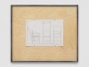 NLF / CH06 by Martin Boyce contemporary artwork