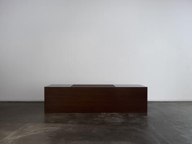 Taka Ishii Gallery's reception table 75% by Yuki Kimura contemporary artwork