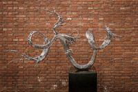 Water in Dripping #8 by Zheng Lu contemporary artwork sculpture