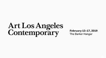 Contemporary art exhibition, Art LA Contemporary 2019 at Ocula Advisory, Los Angeles, USA