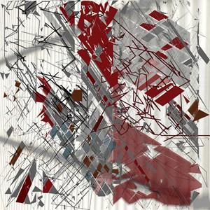 Desarrollos 1 [Developments 1] by Carlos Aguirre contemporary artwork