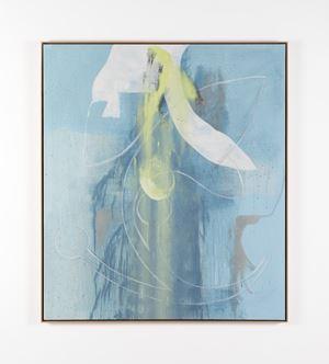 Untitled by Charline von Heyl contemporary artwork