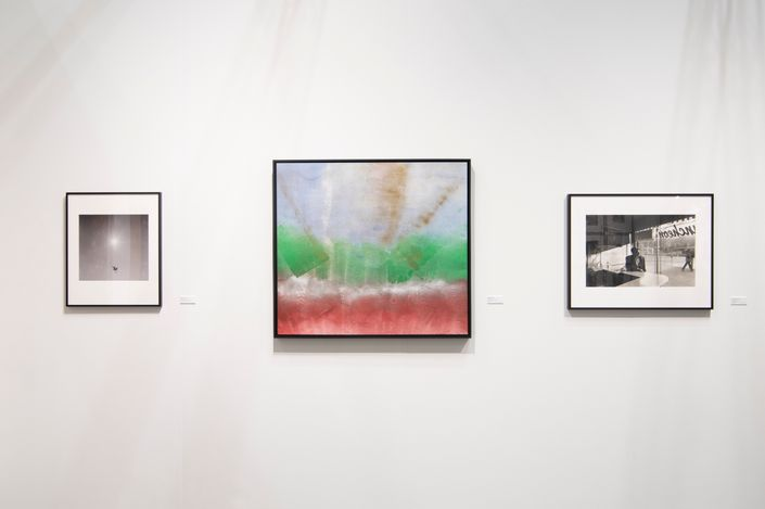 Bruce Silverstein at The Armory Show, New York (9–12 September 2021). CourtesyBruce Silverstein.