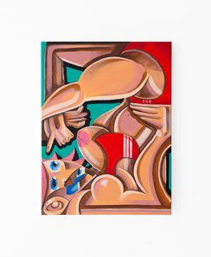 WORKOUT by Callan Grecia contemporary artwork