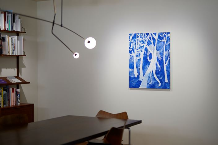 Exhibition view: Kyoko Murase,park, Taka Ishii Gallery, Tokyo (11 January–16 February 2019). Courtesy Taka Ishii Gallery. Photo: Kenji Takahashi.
