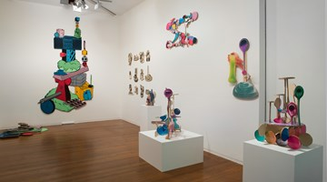 Contemporary art exhibition, Teppei Kaneuji, Daydream with Gravity at Roslyn Oxley9 Gallery, Sydney