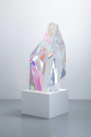 Divine Stone V by Mariko Mori contemporary artwork