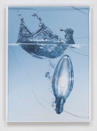 Demonstrator by Nina Beier contemporary artwork mixed media