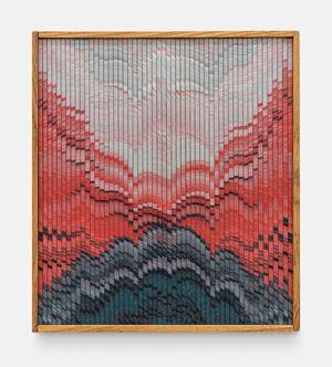 W-192 by Abraham Palatnik contemporary artwork