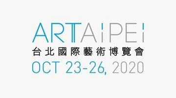 Contemporary art exhibition, Art Taipei 2020 at Asia Art Center, Taipei, Taiwan