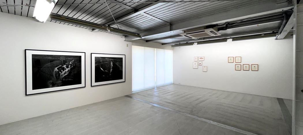 Exhibition view: Group exhibition, GRID, Kamakura Gallery, Kamakura (10 November–26 December 2020). CourtesyKamakura Gallery.