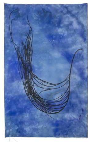 drawing on water by Judy Watson contemporary artwork