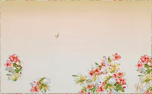 Lilies of the Field by Chi Chien contemporary artwork