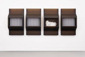 Für Dich, ohne Dich by Andreas Schmitten contemporary artwork