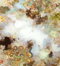 Nebula (Tendril) by Mark Rodda contemporary artwork painting