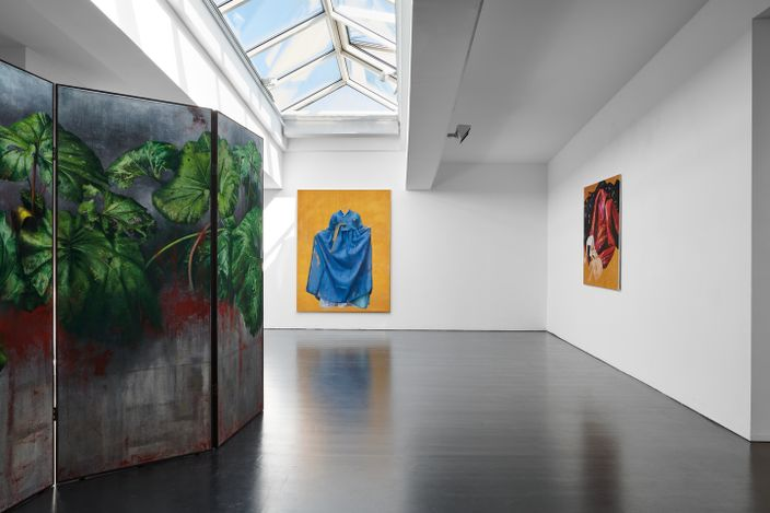 Exhibition view: Helena Parada Kim, CACHÉ,Choi&Lager Gallery,Cologne (18 June–19 September 2021). Courtesy Choi&Lager Gallery.