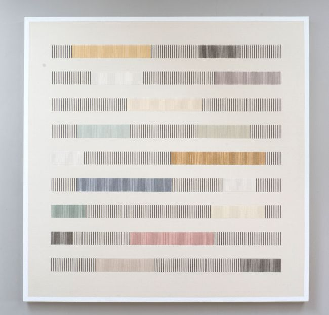 Systematic Arrangment 032 by Andreas Diaz Andersson contemporary artwork