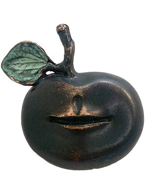 Broche Pomme Bouche by Claude Lalanne contemporary artwork