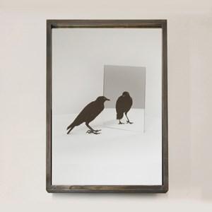 Mirror – Bird by Ken Matsubara contemporary artwork