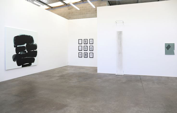 Exhibition view: The Head and The Heart, Jonathan Smart Gallery (27 June–27 July 2019). Courtesy Jonathan Smart Gallery.