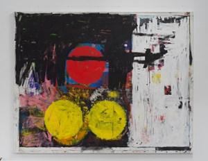 Black Peter by Joe Bradley contemporary artwork