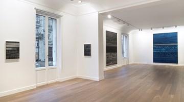 Contemporary art exhibition, Juan Uslé, La noche se agita at Galerie Lelong & Co. Paris, 13 Rue de Téhéran, Paris