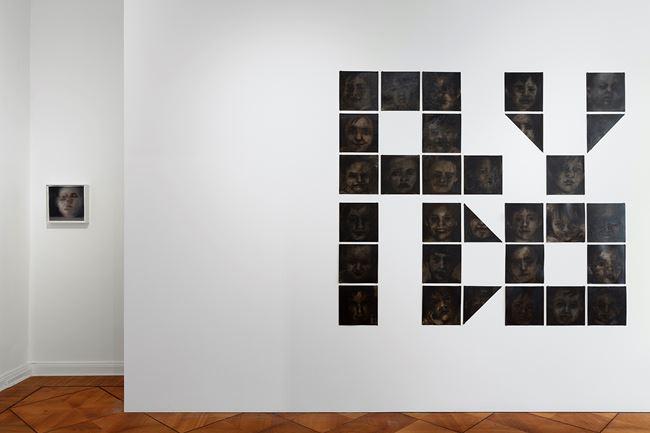 OLVIDO (Oblivion) by Sandra del Pilar contemporary artwork