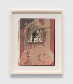 Untitled (Bea Arthur's House) by Ray Johnson contemporary artwork
