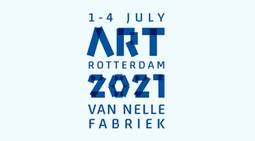 Contemporary art exhibition, Art Rotterdam 2021 at FLATLAND, Amsterdam