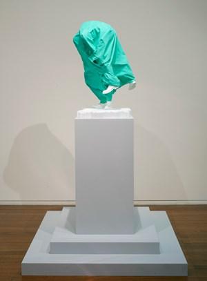Cover up #26 by Callum Morton contemporary artwork