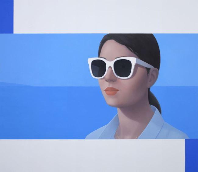 Côte d'Azur by Ridley Howard contemporary artwork