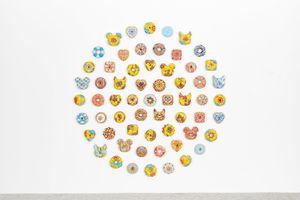 [4] Donut Fear by Jae Yong Kim contemporary artwork sculpture