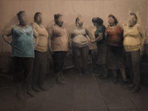 Coro by Alfio Giurato contemporary artwork
