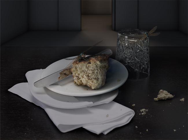 Table Prop - Peter by Alex Verhaest contemporary artwork