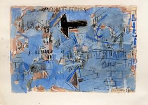 Sans Titre by Sarah Grilo contemporary artwork