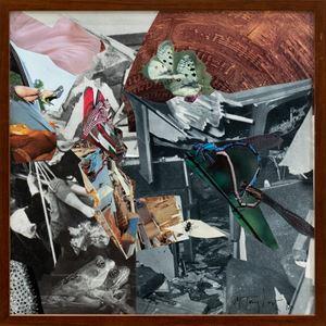 Crash by Michael Taylor contemporary artwork