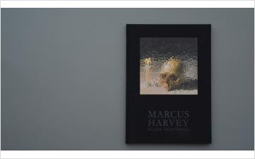 Marcus Harvey: Glass Paintings