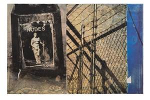 Human Rights by Robert Rauschenberg contemporary artwork