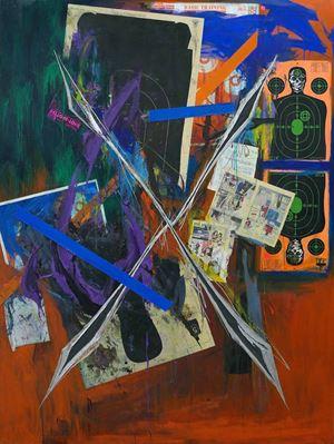 X by Ian Tee contemporary artwork