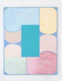 Neuordnung 20 by Cigdem Aky contemporary artwork painting