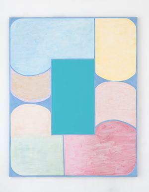 Neuordnung 20 by Cigdem Aky contemporary artwork