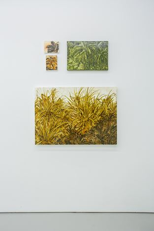 Exhibition view: Group Exhibition, Painting from Taiwan, Eli Klein Gallery, New York (1 August–6 October 2019). Courtesy Eli Klein Gallery.