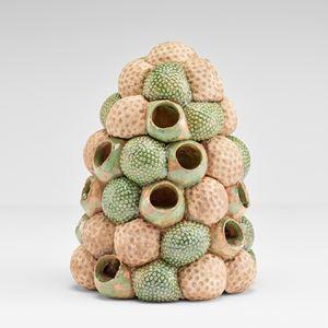 Golfball by Wietske Van Leeuwen contemporary artwork
