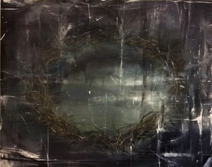 As Hollow as the O in GOD by Timothy Hon Hung Lee contemporary artwork