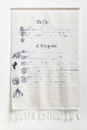 Page by Arna Óttarsdóttir contemporary artwork