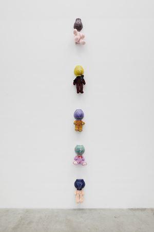 Stabbed Pots by Hadi Fallahpisheh contemporary artwork
